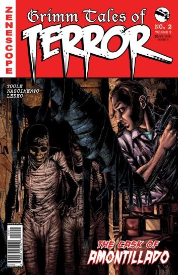Grimm Tales of Terror #2